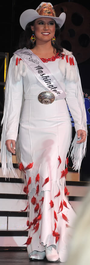 Amanda Emerson, Miss Rodeo Washington 2011