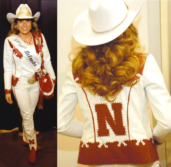 Becky Grimm, Miss Rodeo Nebraska 2011
