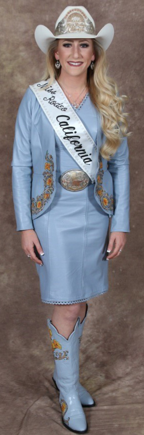 Miss Rodeo California 2017, Brittney Phillips