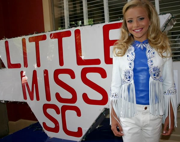 Little Miss South Carolina 2011 1st runner up, Kori
