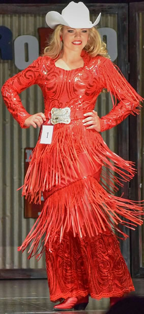 Rodeo Queen Dresses For