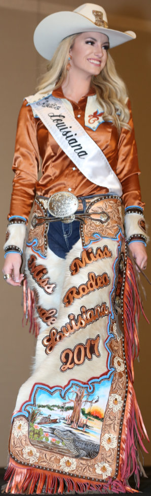 McKenna Greene, Miss Rodeo Louisiana 2017