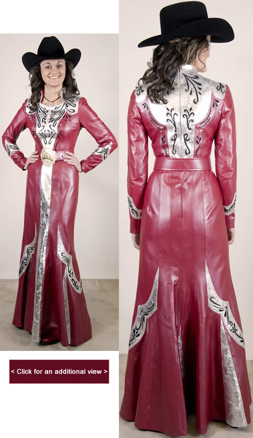 Rodeo Queen Dress Patterns http://www.dantonleather.com/Queens-7.html