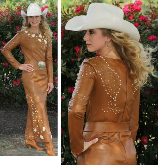 Bethani Smith, Horsemanship winner and <br />               First Runner Up Miss Rodeo of the Mid-South 2012